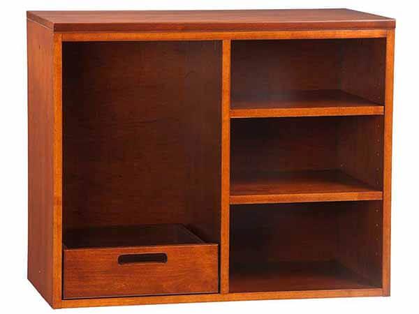 Drawer & Shelves Cubby