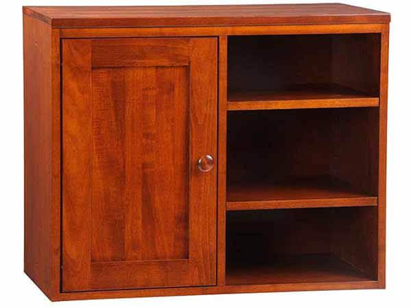 Door & Shelves Cubby